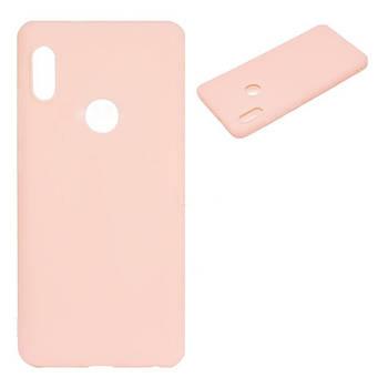 Силиконовый чехол TPU Soft for Xiaomi Mi6X MiA2 Розовый