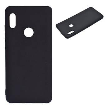 Силиконовый чехол TPU Soft for Xiaomi Mi6X MiA2 Черный