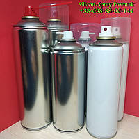 Смазка Силиконовая 300 мл ✅ Аэрозоль Спрей Separator Silicon-Spray Promtak