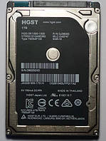 Жесткий диск 1TB HDD 2.5 OEM HGST HITACHI Travelstar 5K1000 HTS541010A9E662 iMac Apple