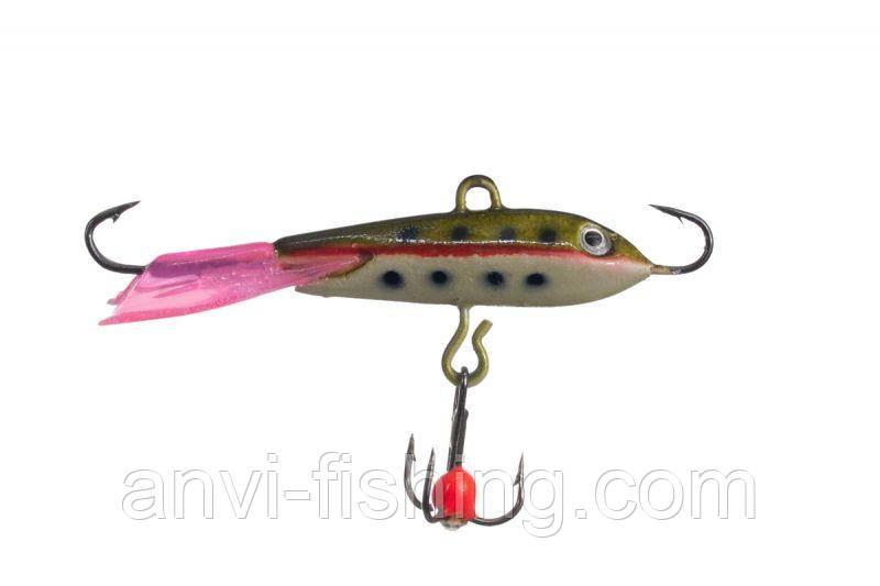 Балансир Fishing Expert model B007, weight 10g, color 017