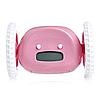 Убегающий будильник Alarm Clock часы на колесах, Pink, фото 2