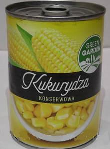 Кукурудза Green Garden, 400г