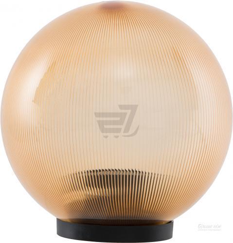 Светильник садовый Expert Light Шар 40 Вт IP44 золотистый ELNf-S1807-250