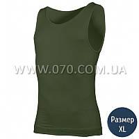 Термомайка мужская Lasting Atel (180 г/м2, L/XL), зеленая