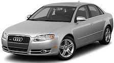Защита двигателя на Audi A-4 B6 \ B7 (2000-2008)