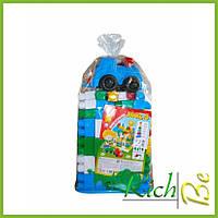 Пластиковый конструктор для детей Макс 4 ТехноК