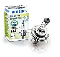 Галогеновые лампы H4 LL ECO CP 12V 60/55W P43t-38 12342LLECOC1