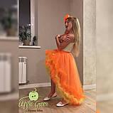 костюм цветочек, нарядное платье на выпускной, фото 2