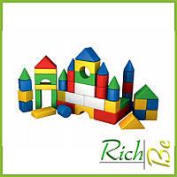Пластиковый конструктор для детей Радуга 3