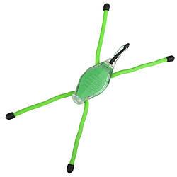 Фонарь-жук светодиодный Nite Ize BikeBug GR/NI812, зеленый