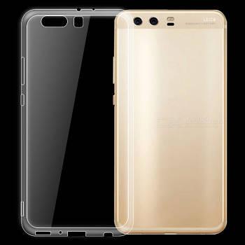 Cиликоновый ультратонкий прозрачный чехол 0.3 mm for Huawei P10 Plus