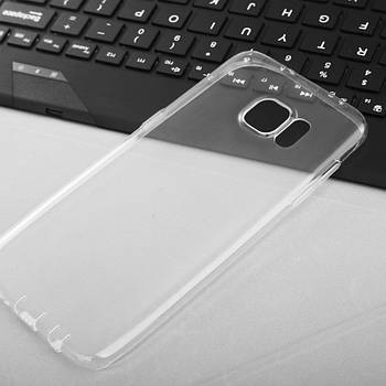 Ultra-thin tpu 0.3 mm transparent for Samsung G935 Galaxy S7 edge