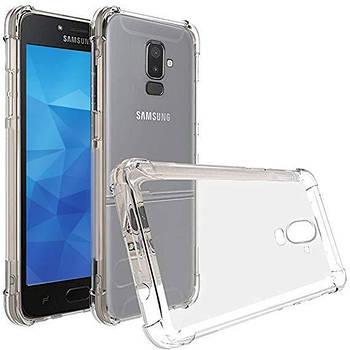 Бронированный противоударный чехол TPU for Samsung Galaxy J8