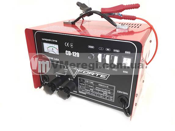 Пускозарядное устройство Forte CD-120, фото 2