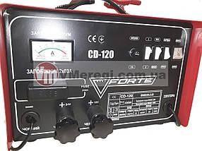 Пускозарядное устройство Forte CD-120, фото 3