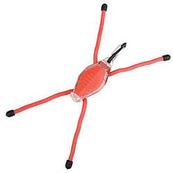 Фонарь-жук светодиодный Nite Ize BikeBug RD/NI521, красный