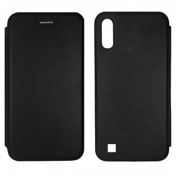 Чехол-книжка Level for Samsung M10 Black