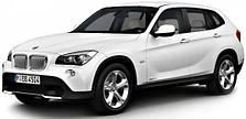 Защита двигателя на BMW X1 e84 (2009-2015)