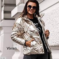 """Куртка женская мод 102 (42-44, 44-46) """"MEGAN"""" недорого от прямого поставщика"""