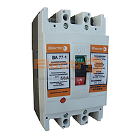 Автоматический выключатель Electro ВА77-1-125 125А