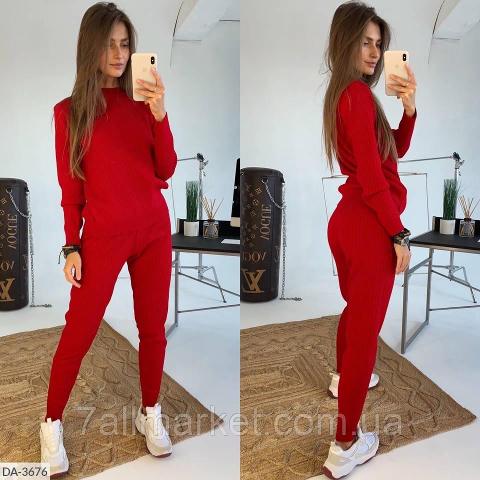 """Прогулочный костюм женский мод. 753 (S-M) """"DIMITRA"""" недорого от прямого поставщика"""