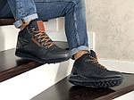 Мужские зимние кроссовки Reebok (синие), фото 5