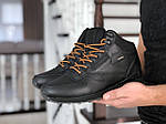 Мужские зимние кроссовки Reebok (черные), фото 3