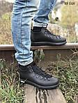 Зимние ботинки Native The Fitzsimmons Black (черные) ТЕРМО, фото 5