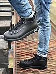 Зимние ботинки Native The Fitzsimmons Black (черные) ТЕРМО, фото 6