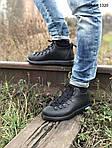 Зимние ботинки Native The Fitzsimmons Black (черные) ТЕРМО, фото 7