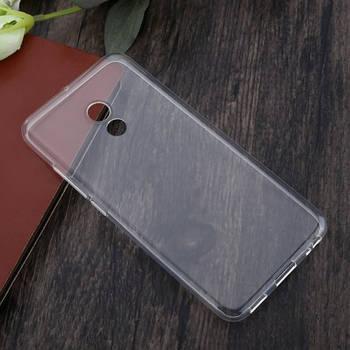 Ультратонкий силиконовый чехол 0.3 mm for Meizu Pro 6