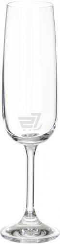Набор бокалов для шампанского Nancy 180 мл 6 шт. Bohemia