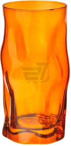 Стакан Sorgente Orange 460 мл 340360MP1321590 Bormioli Rocco