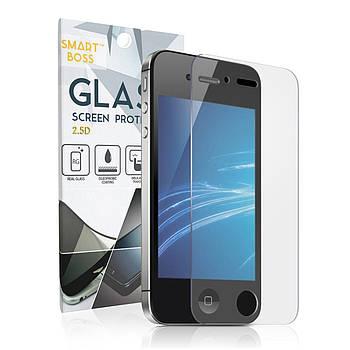 Защитное стекло Smart Boss for Apple iPhone 4/4s