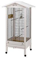 Ferplast HEMMY Деревянный вольер для птиц. 67,5*58*165  см, фото 1