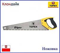 Ножовка TOPEX 10A446