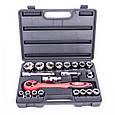 ✅ Профессиональный набор инструментов 21 ед. INTERTOOL ET-6021, фото 2