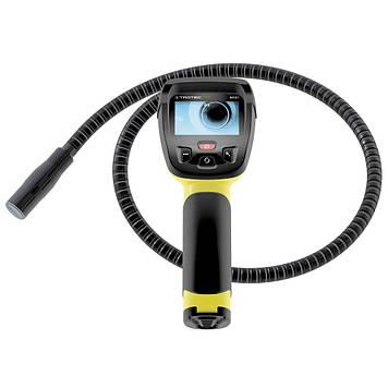 Інспекційний бороскоп ендоскоп Trotec BO21 Чорний з жовтим (mdr_2478)