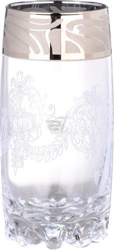 Набор стаканов Сильвана Мускат 390 мл 6 шт. GE05-812 Гусь Хрустальный
