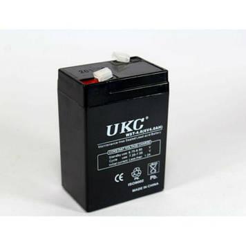Акумулятор Battery RB 640 6V 4A UKC (45074)