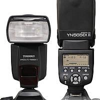 Вспышка для фотоаппаратов CANON - YongNuo Speedlite YN-565EX II (YN565EX II) с E-TTL