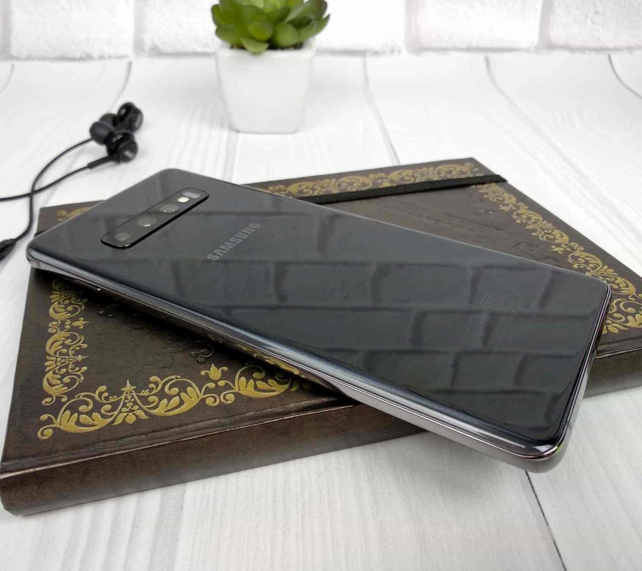 "Samsung Galaxy S10 Plus (Самсунг с10+) 6.4"" 128Gb. 12-Ядер. 4G. Реплика Корея"