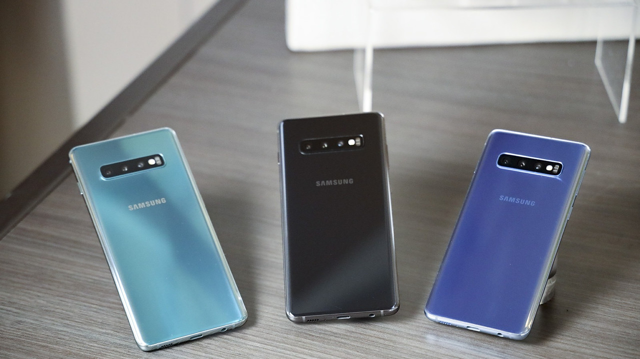 "АКЦИЯ! Samsung Galaxy S10 Plus (Самсунг с10+) 6.4"" 128Gb. 12-Ядер. 4G. Реплика Корея"