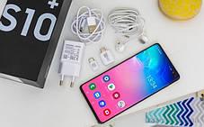 "Телефон Samsung Galaxy S10 Plus (Самсунг с10+) 6.4"" 128Gb. 12-Ядер. 4G. Реплика Корея, фото 2"