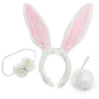 Набор Плейбойчик (уши, хвостик, галстук-бабочка)