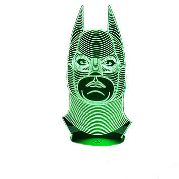 Нічник 3D Kronos Top Бетмен (stet_1270 (L046))