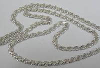Серебряная цепь Бисмарк-Ручеёк, фото 1