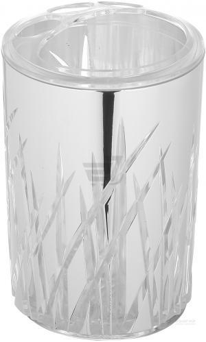 Стакан для зубных щеток VanStore Grass A6118S