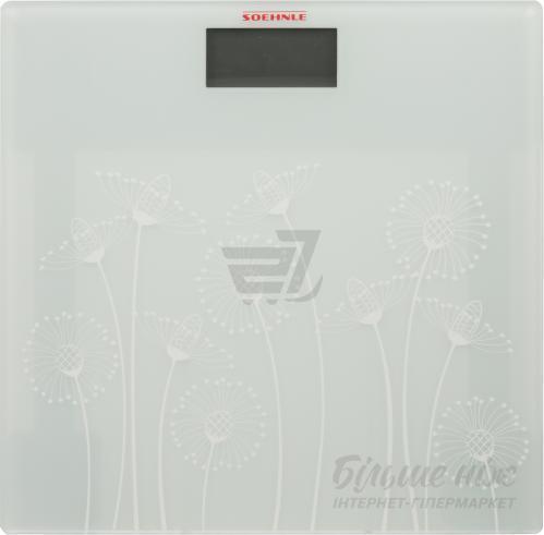 Весы напольные Soehnle Frosten&Frozen (63828)